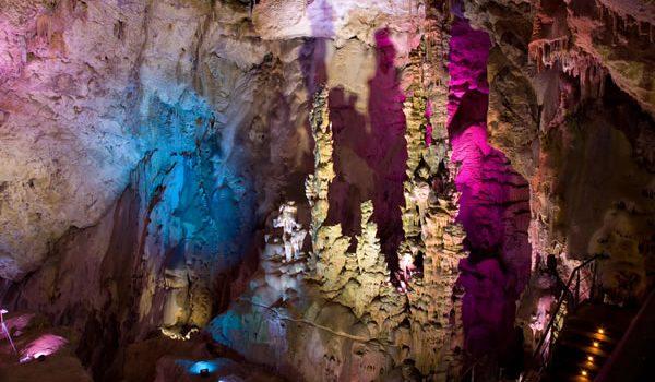 cuevas-canelobre