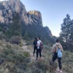 Ruta nivel avanzado senderismo Busot
